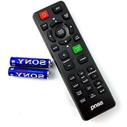 Benq 5J.J9V06.001 Remote Control Audio/Video Remote Control