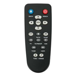 Replace Remote For WD Western Digital Elements TV HD Mini Li