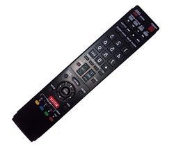 Replaced Remote Control Compatible for Sharp LC60C6600U GB11