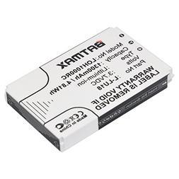 Batmax NEW 1300mAh Replacement Li ion Battery for Logitech H