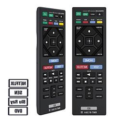 LuckyStar Replacement Lost Remote for Sony Blu-Ray Player RM