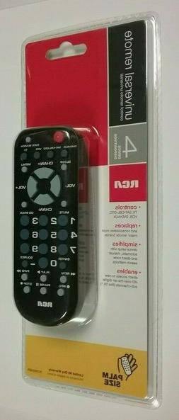 RCA Replacement Universal Remote Control for TV VCR HDTV SAT