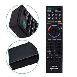 Angrox RM-YD102 Universal TV Remote Control Replacement for