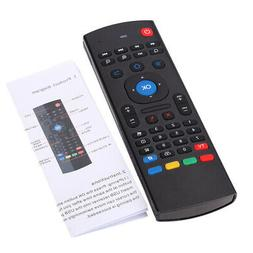 Smart Remote Control Universal Wireles Keyboard Air Mouse fo