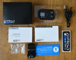 GoPro Smart Remote Long-Range Wearable WaterProof New in Box