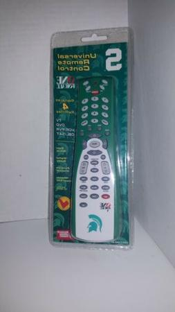 Spartans  One-For-All Universal 4 Device Remote Control - Br