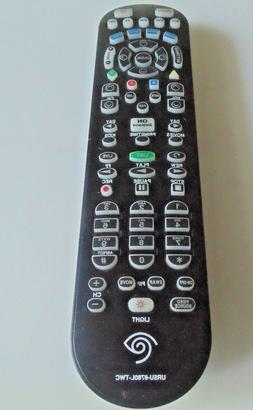 SPECTRUM/TIME WARNER CABLE CLIKR-5 UNIVERSAL REMOTE CONTROL