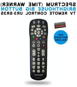 SPECTRUM  Brighthouse BIG Button TV Remote Control UR3-SR3S
