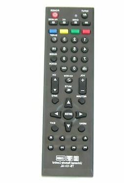 New Toshiba Universal Remote Control for All Toshiba BRAND T