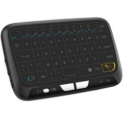 Ronxs Touchpad Mini Keyboard Mouse Remote Combos 2.4GHz Wire