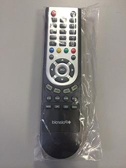 Polaroid LCD TV Remote Control 810034697CH Supplied with mod