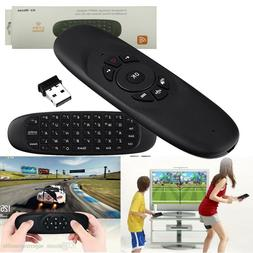 TV Universal Smart Remote Control Wireless Keyboard Android