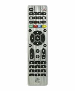 GE Ultra Pro UNIVERSAL REMOTE CONTROL 4-DEVICE for ALL MAJOR