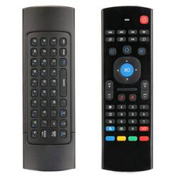 Universal 2.4G Wireless Air Mouse Keyboard Remote Control Fo