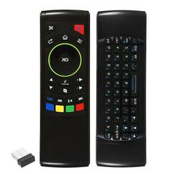 Universal 2.4GHz Wireless Air Mouse Keyboard Remote Control