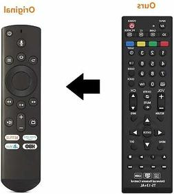 Universal CT-RC1US-19 Remote Control for All Toshiba Fire TV