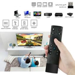 Universal Q5 2.4GHz WIFI Voice TV Remote Control Air Mouse W