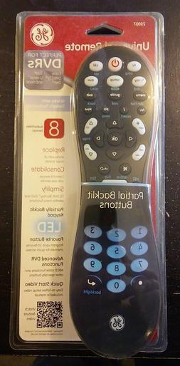 GE UNIVERSAL REMOTE 25007 NEW in Original Packaging! Ships F