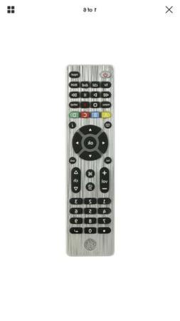 UNIVERSAL REMOTE 4 DEVICES MEDIA STREAMING & SOUND BAR COMPA