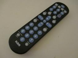 RCA Universal Remote Big Button Remote New package is opened
