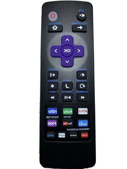 Universal Remote Compatible for Roku Built-in Televisons and