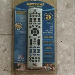 Universal Remote Control One For All 6 Device URC-613 Univer