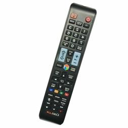 Universal Remote Control for All SAMSUNG LCD LED HDTV 3D Sma