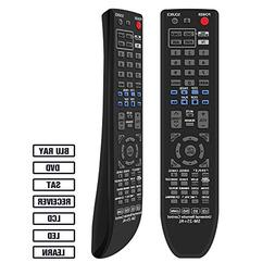 Gvirtue Universal Remote Control GSM-25 Compatible Replace