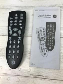UNIVERSAL REMOTE CONTROL GENUINE GE 3 DEVICE 24911 34927 349
