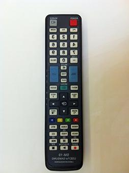 NEW Universal Remote Control SM-19 Fit for 99% Samsung Brand