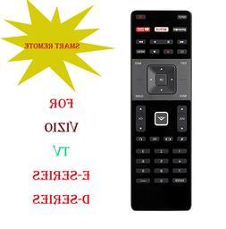 Universal Remote Control XRT122 FOR Vizio LED HDTV Smart TV