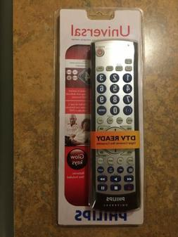 PHILIPS UNIVERSAL REMOTE NEW SEALED