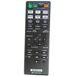 Universal Remote Replaced with Sony RM-ADU078 Audio/Video Re