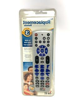 Universal Replacement Remote One for All Brand New Factory S