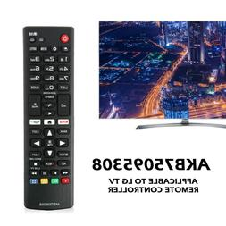 Universal Replacement Remote Control for LG HD TV Smart MY A