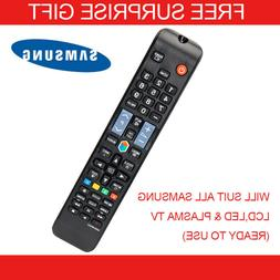 TV Remote Control Replacement For Samsung LED LCD HD TV Smar