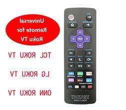 Universal ROKU Remote Control for TCL ROKU TV, LG ROKU TV,