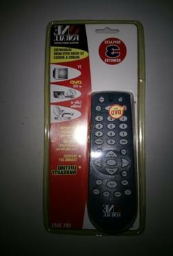 ONE FOR ALL URC-3605 UNIVERSAL REMOTE CONTROL NOS FREE shipp