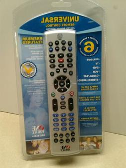 One For All URC 6131N 6-Device Universal Remote Control **FA