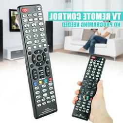 US Universal Smart TV Remote Control Tool No Programming 4K