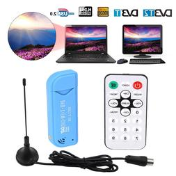USB 2.0 Digital DVB-T2/T DVB-C FM+DAB+SDR TV Tuner Receiver