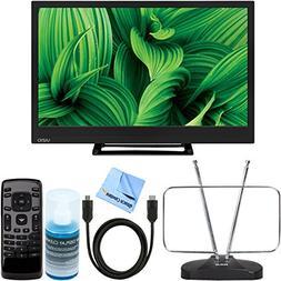 "Vizio D24hn-E1 D-Series 24"" Class Edge-Lit LED Smart TV + RC"