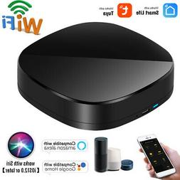 WiFi-IR Universal Smart Remote Controller Hub Voice Control