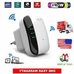 WiFi Signal Range Booster Wireless Network Extender Amplifie