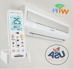 WIFI Universal Air Conditioner Smart Remote with LCD display