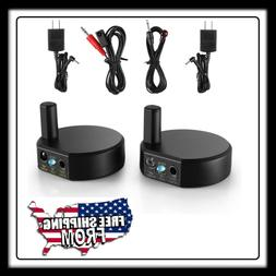 Wireless IR Remote Control Extender Repeater Transmitter Rec