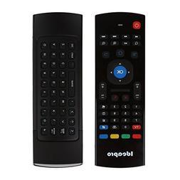 Ideapro 2.4G Wireless Keyboard Mouse 5 keys IR Learning Remo