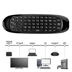 Wireless Keyboard Remote Controls PC TV  Aerial Home Conveni